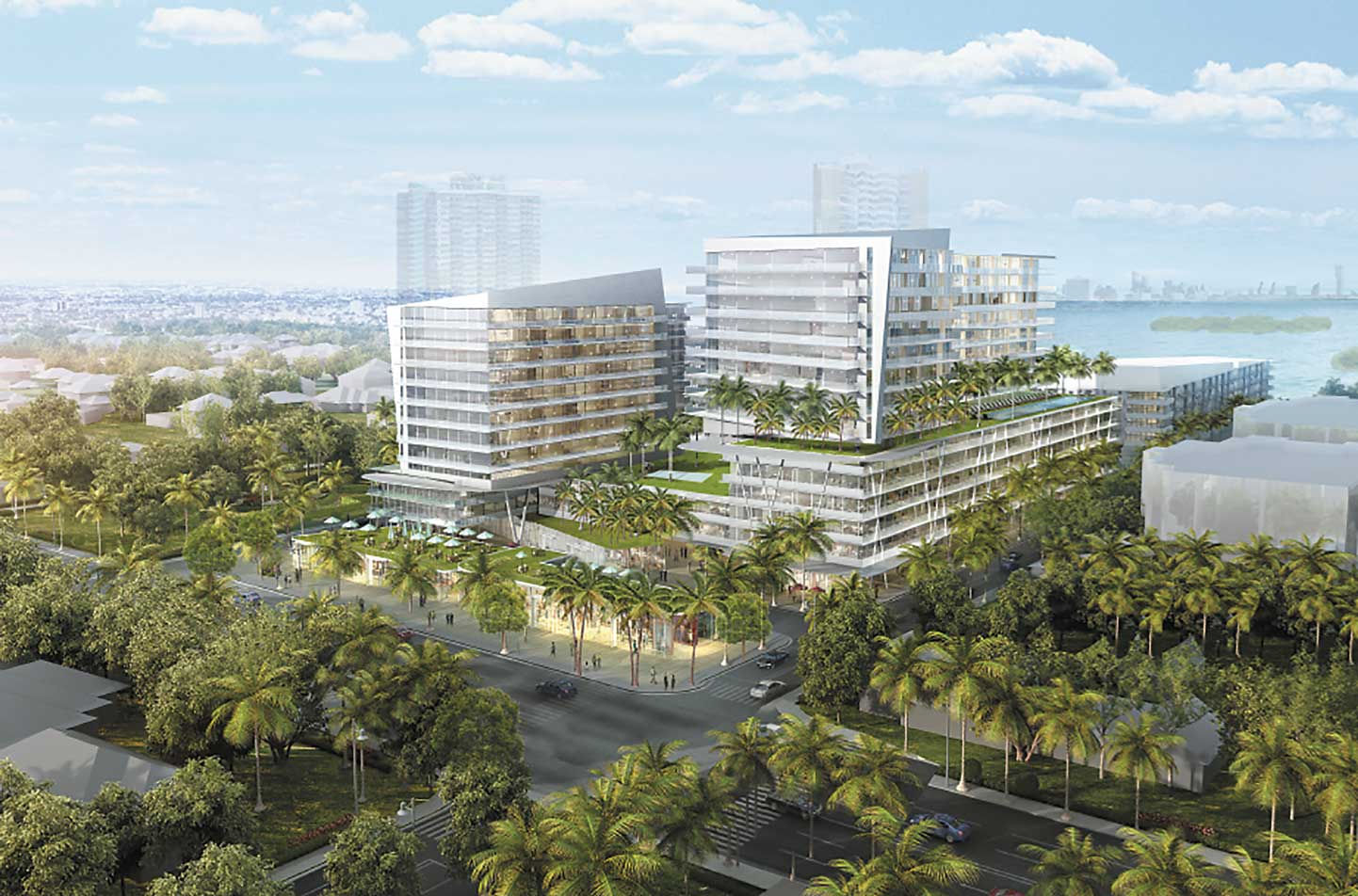 Miami commissioner goes after large-scale developments