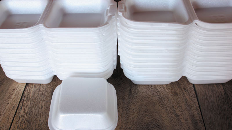 Miami looks at ban of polystyrene foam products in parks, beaches