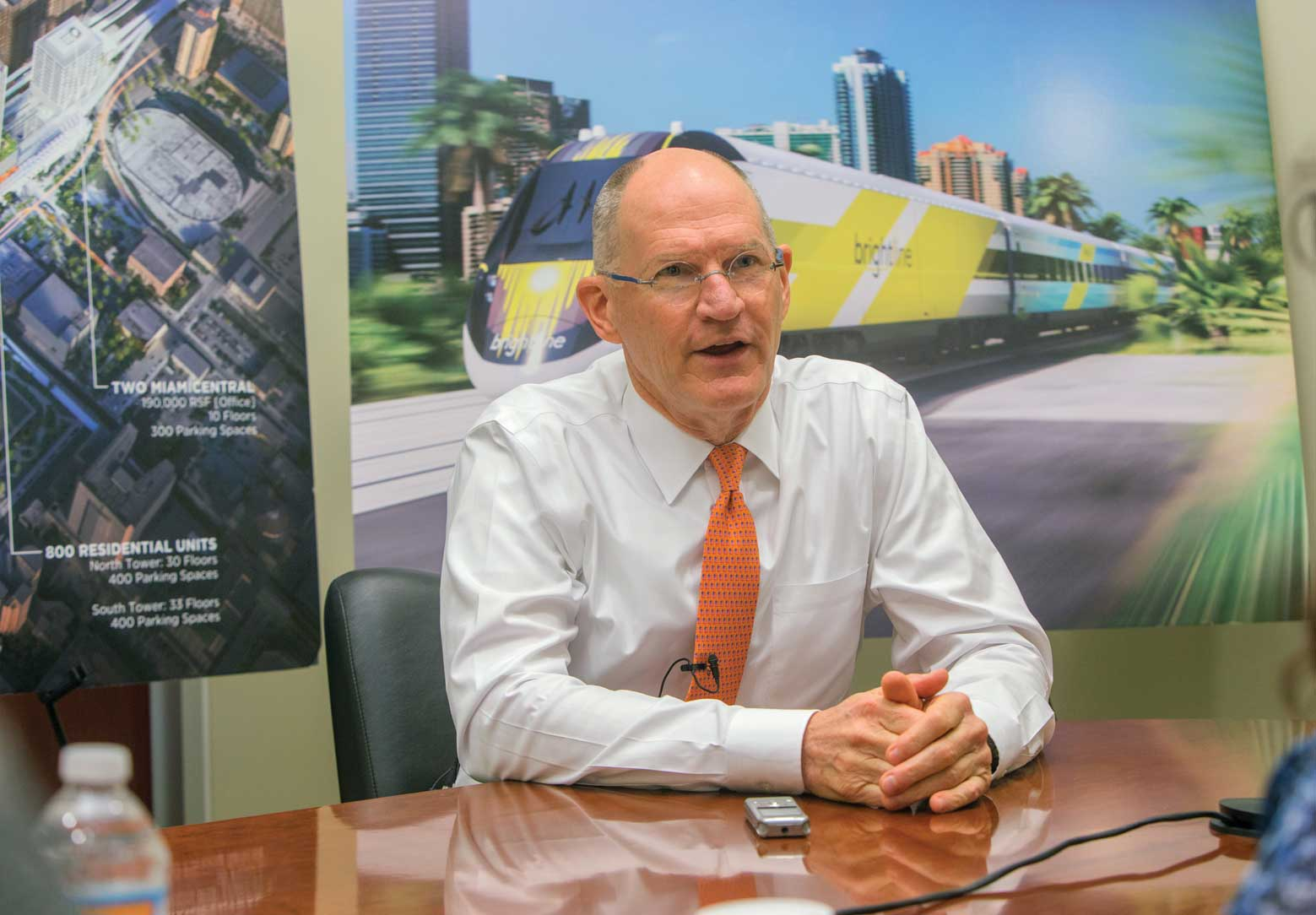 Public-private partnerships for transit get rail developer's input