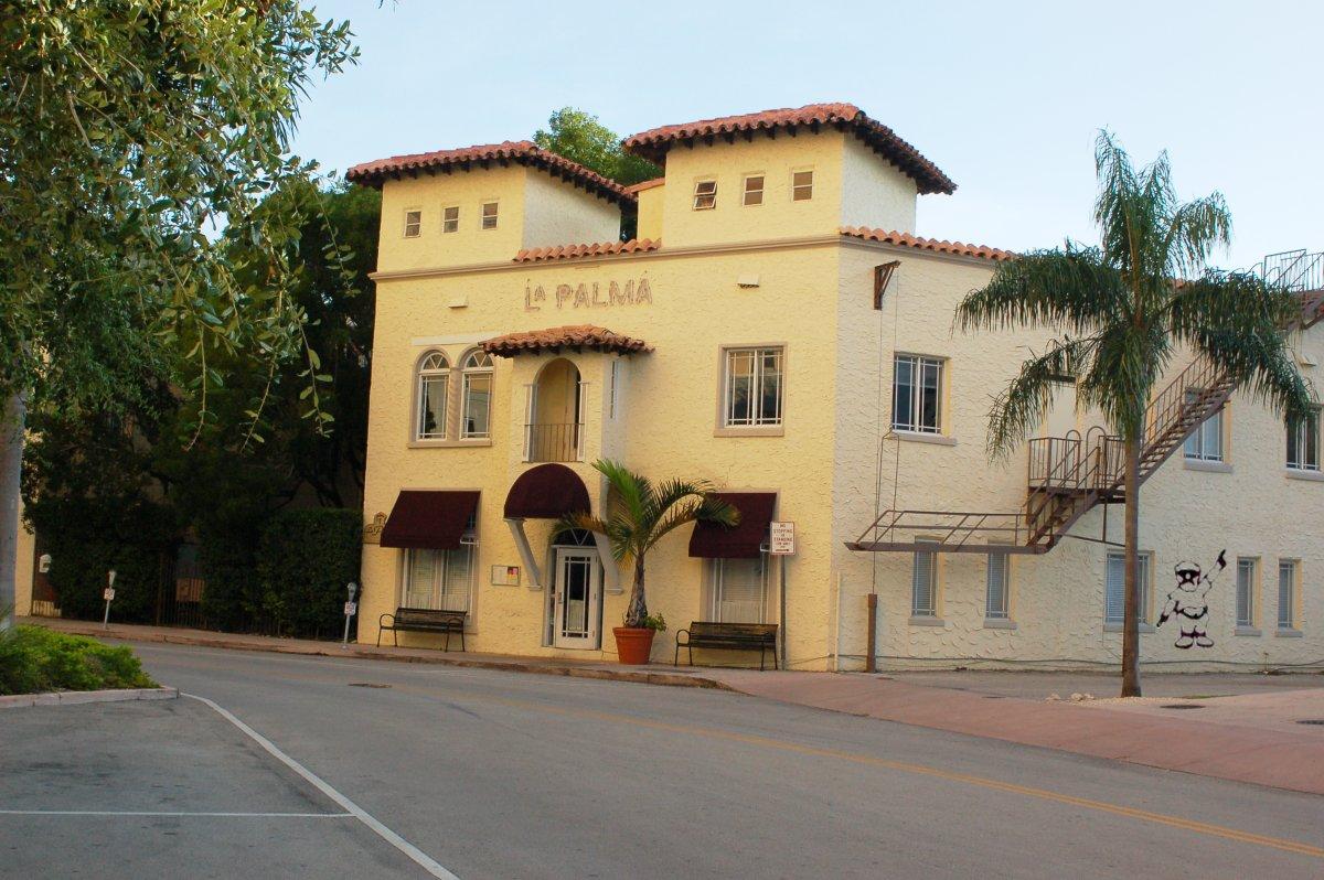 La Palma Hotel Coral Gables