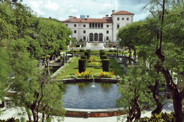 Vizcaya Museum and Gardens Trust Inc. to run Grove landmark - Miami ...