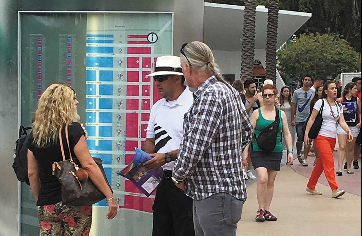 New welcome mat on Miami Beach's Lincoln Road