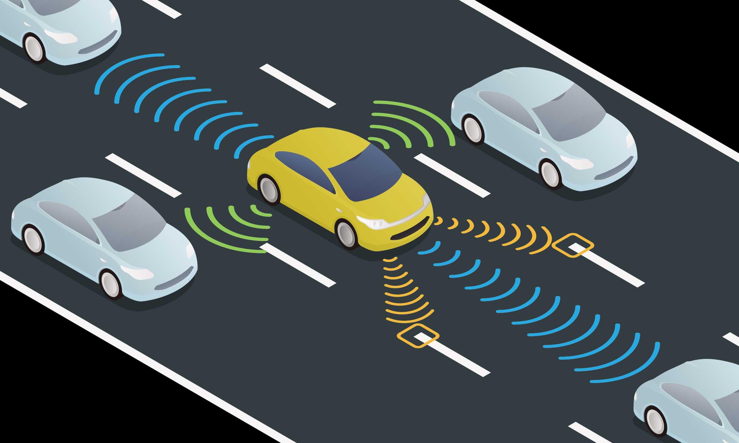 Transportation planners factoring in autonomous vehicles