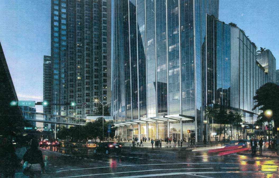 92-story downtown tower OK'd for Miami's skyline
