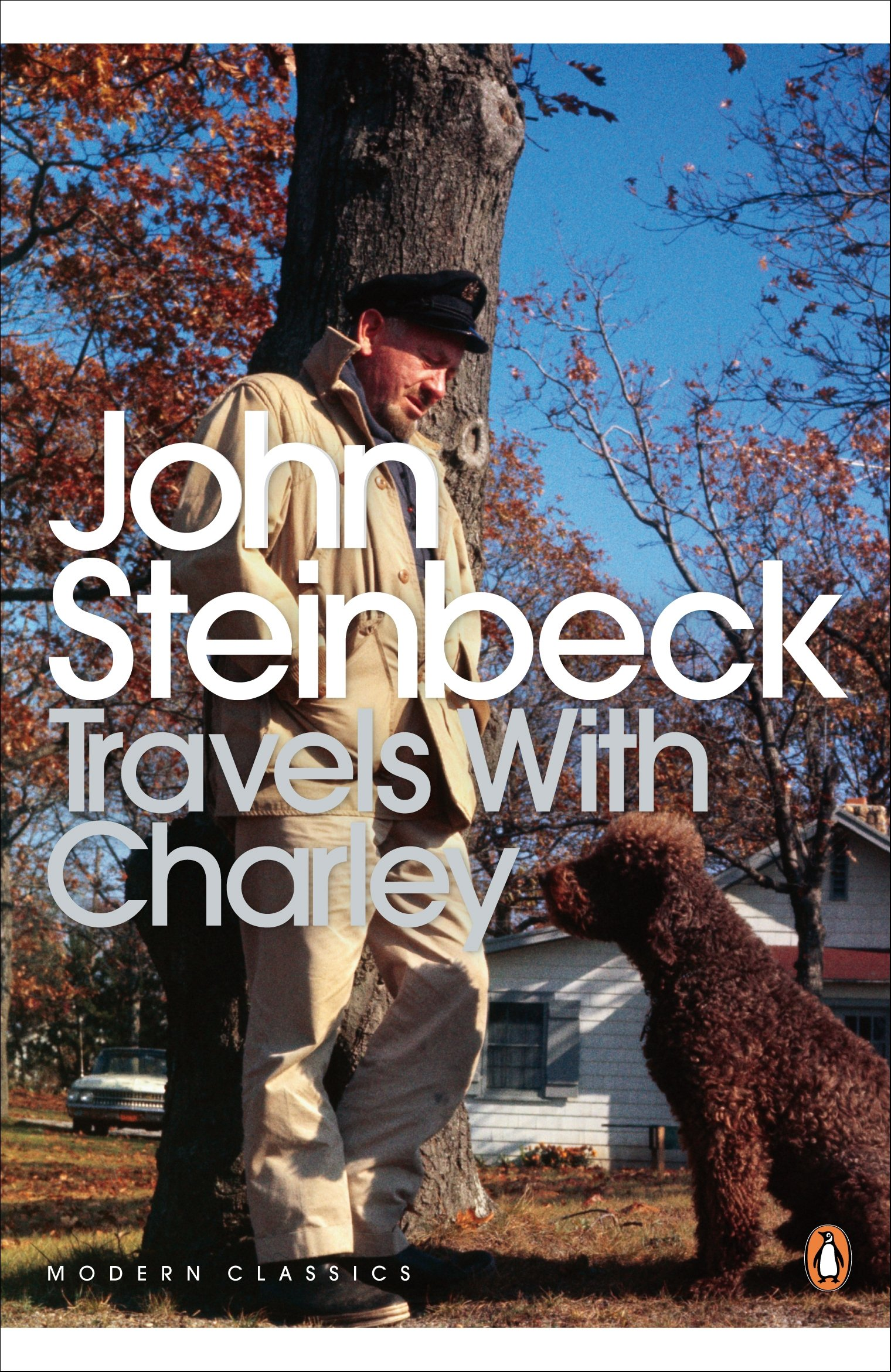 an analysis of travels with charley an essay by john steinbeck New york (okay, new england) state of mindsteinbeck and charley get ready to set out on the road so steinbeck can reconnect with america—you know, the land and the people and all that.