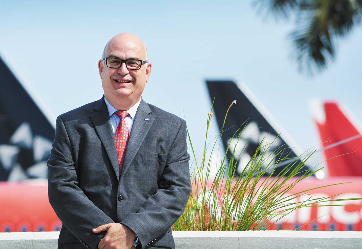 Miami International Airport direct flights to Asia two years away