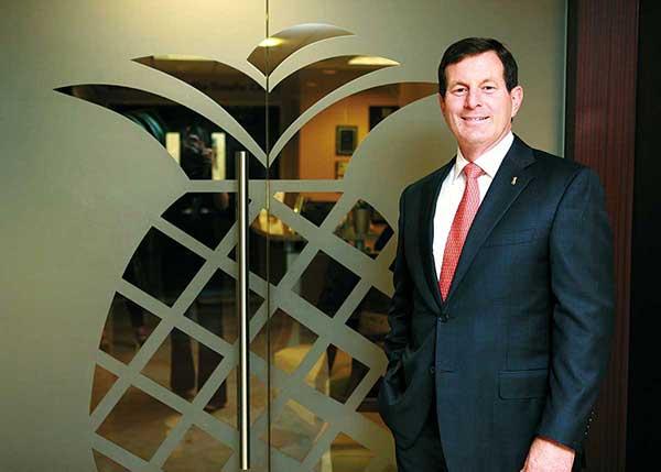 Joe Natoli: Takes his broad leadership record to Baptist Health role
