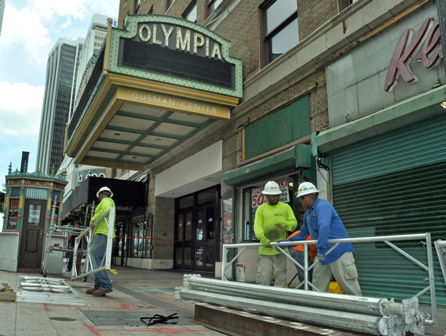 Related Group arm may add housing atop Olympia Theater