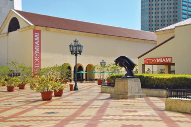 HistoryMiami updating its two buildings