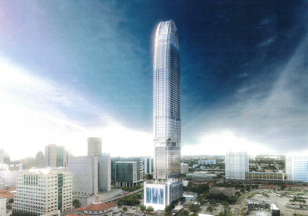 Turkish developers plan 73-story downtown Miami tower