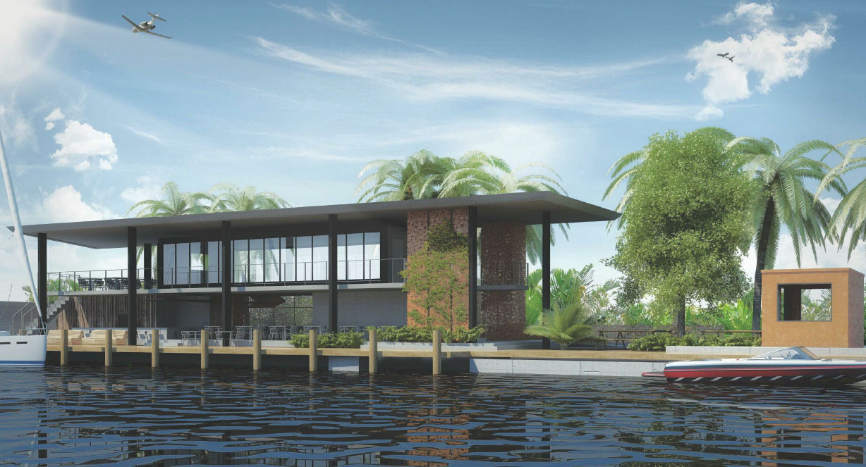 Miami River marina plans to add 100-seat restaurant