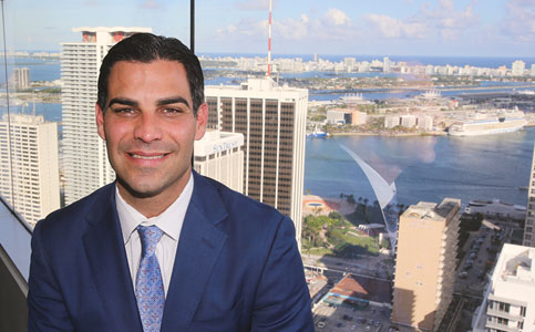 Francis Suarez: Bringing a new administration to Miami Mayor's Office