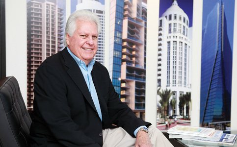 John Nichols: Veteran architect an icon in design of top-level hotels