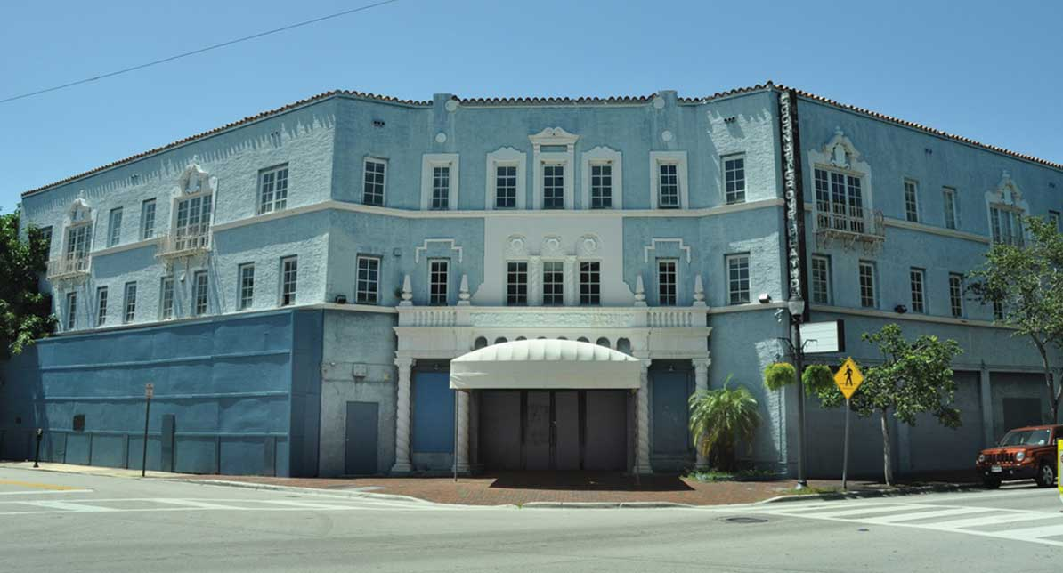 The fate of the Coconut Grove Playhouse is center stage