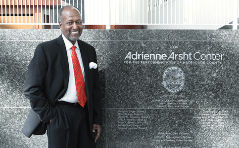 Ira Hall: Performing Arts Center Trust chair builds on diversity
