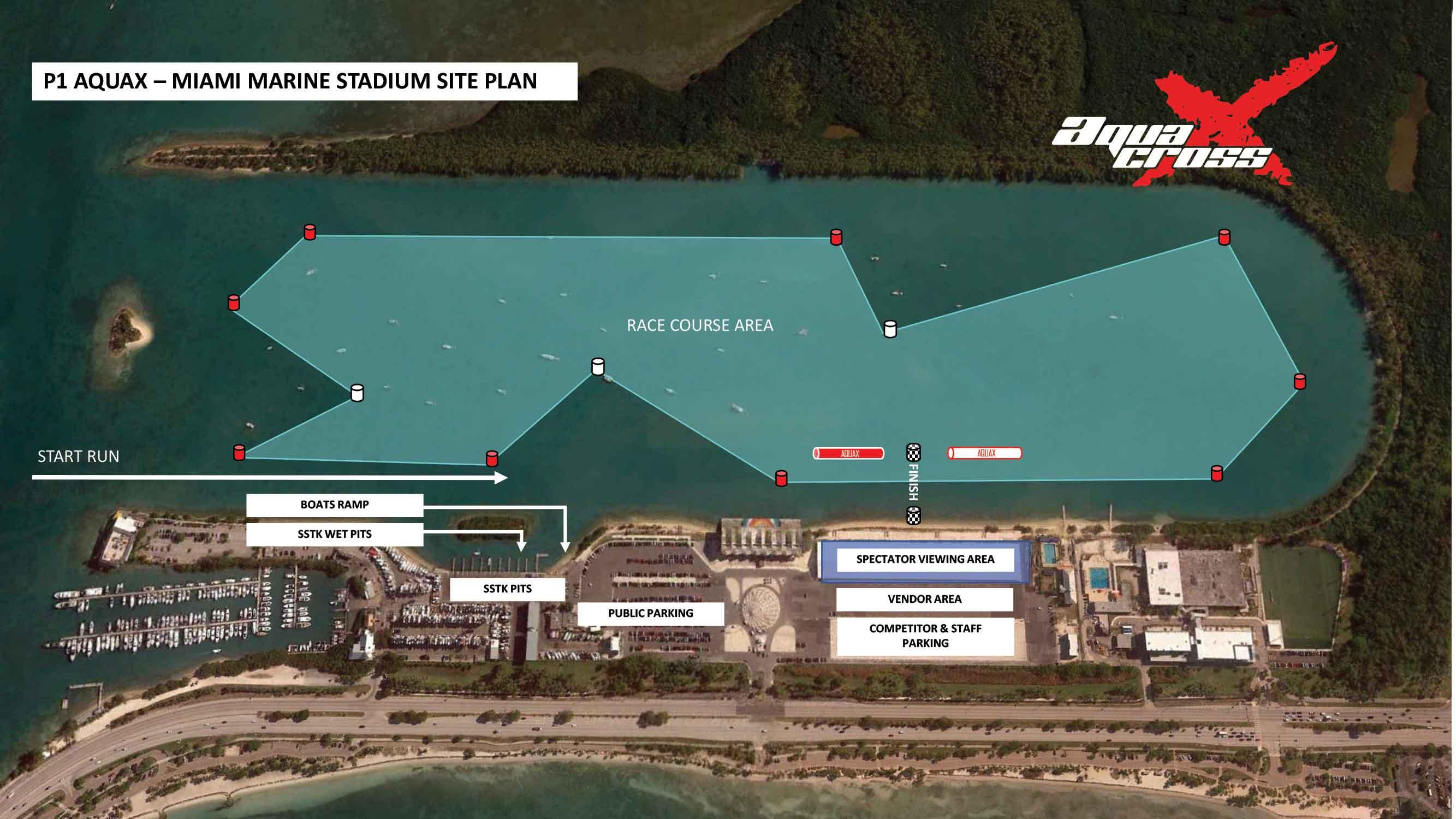 Powerboat racing returns to Miami Marine Stadium basin