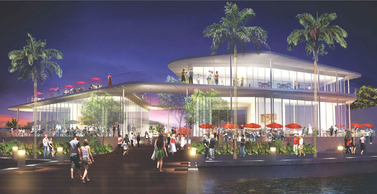 Coconut Grove waterfront soon to get major remake