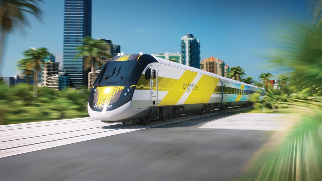 Brightline, Miami huddle on making rail line safer