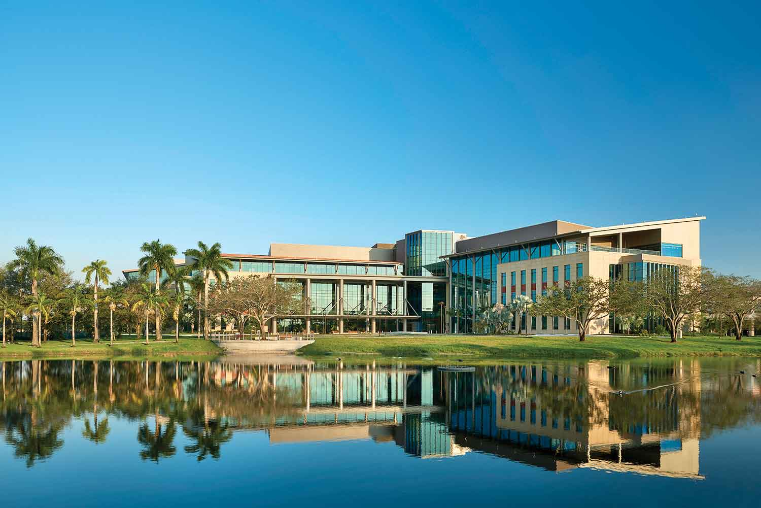 Miami Cancer Institute has 55 clinical trials ongoing