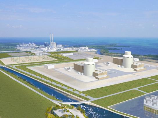 Economics shelves FPL nuclear units at Turkey Point