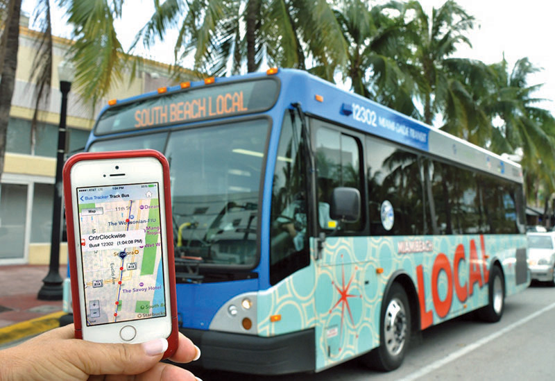 Transit tracker upgrade on the way – minus Uber