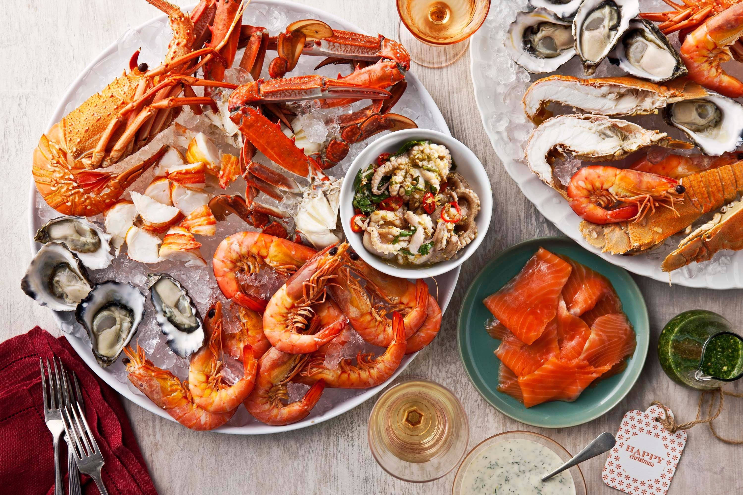 The Future of Seafood