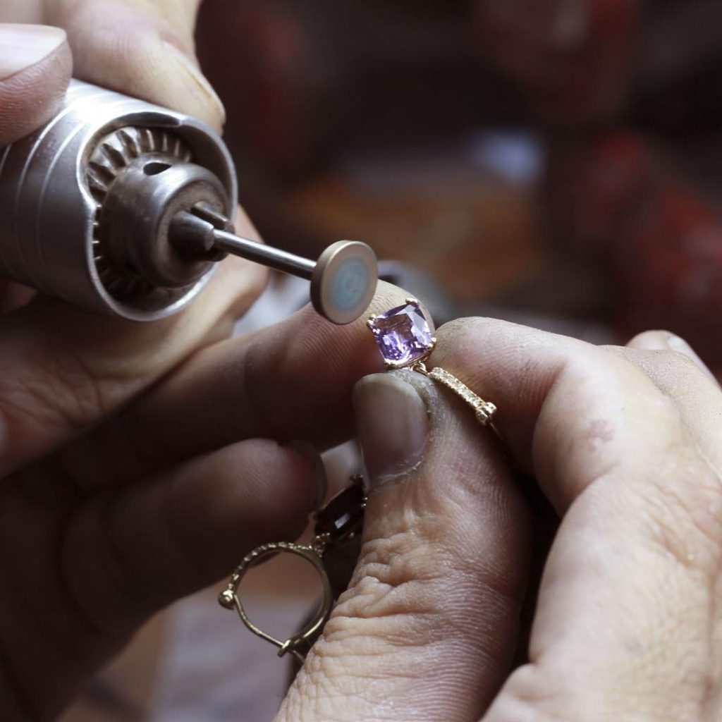 The Business of Jewelry Making