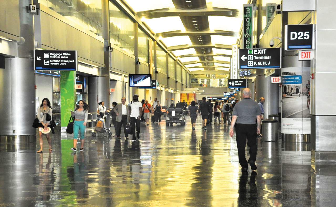 Duty-free giant to upgrade 21 Miami International Airport stores