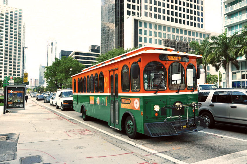 Miami may run trolley route to Miami International Airport hub