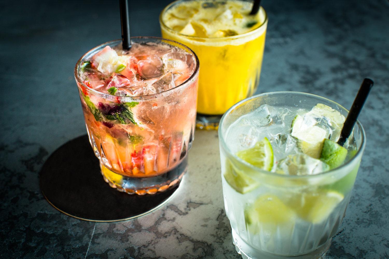 Cocktail in the Garden