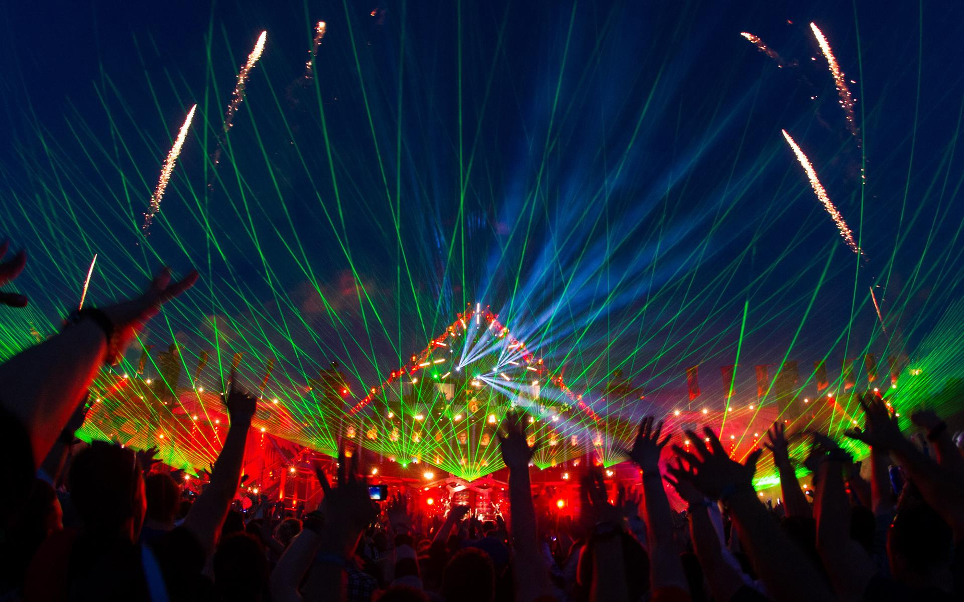 Electronic Party