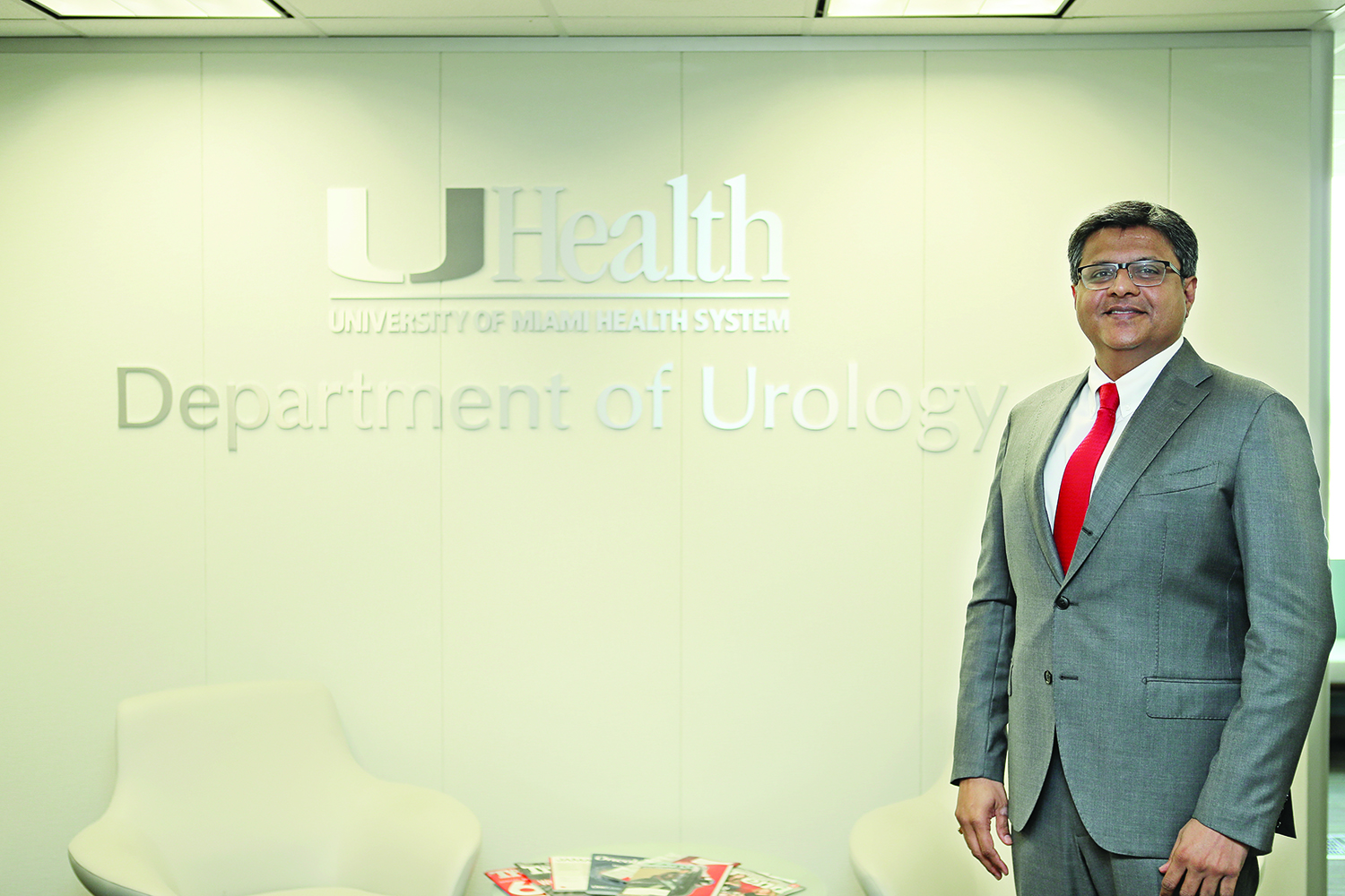 Dipen Parekh: UM Health System chief clinical officer wears many hats