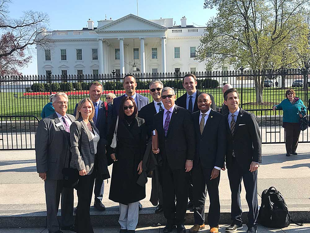 Greater Miami Chamber of Commerce pushes in DC for trade, immigration, higher education