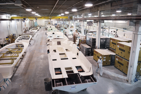 SeaVee Boats set to replace five sites, add 100 jobs