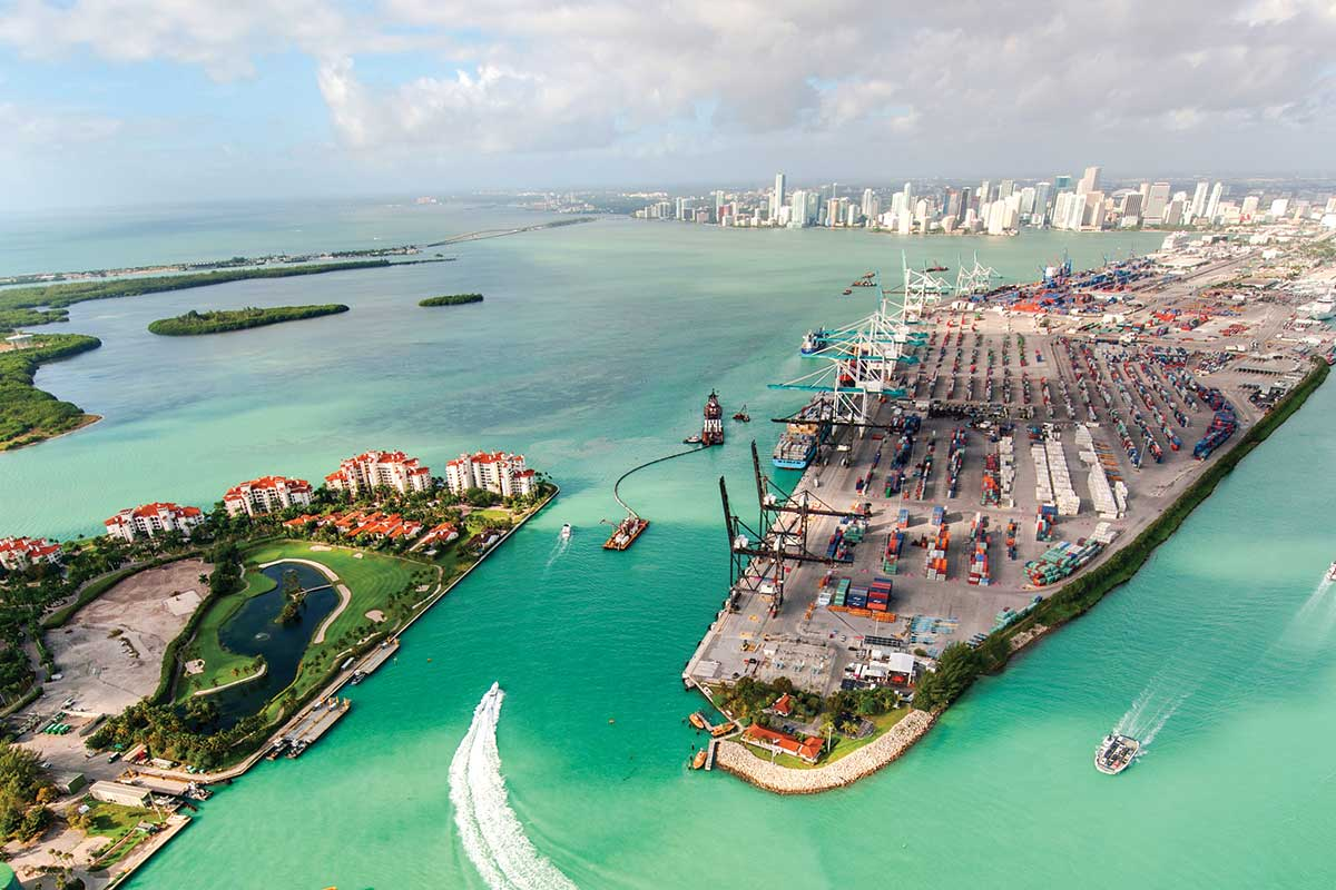 Feds say PortMiami's deeper harbor isn't deep enough