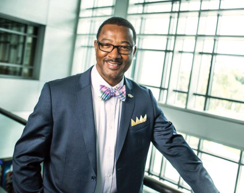 Interim president takes Florida Memorial University reins as Barry starts its hunt