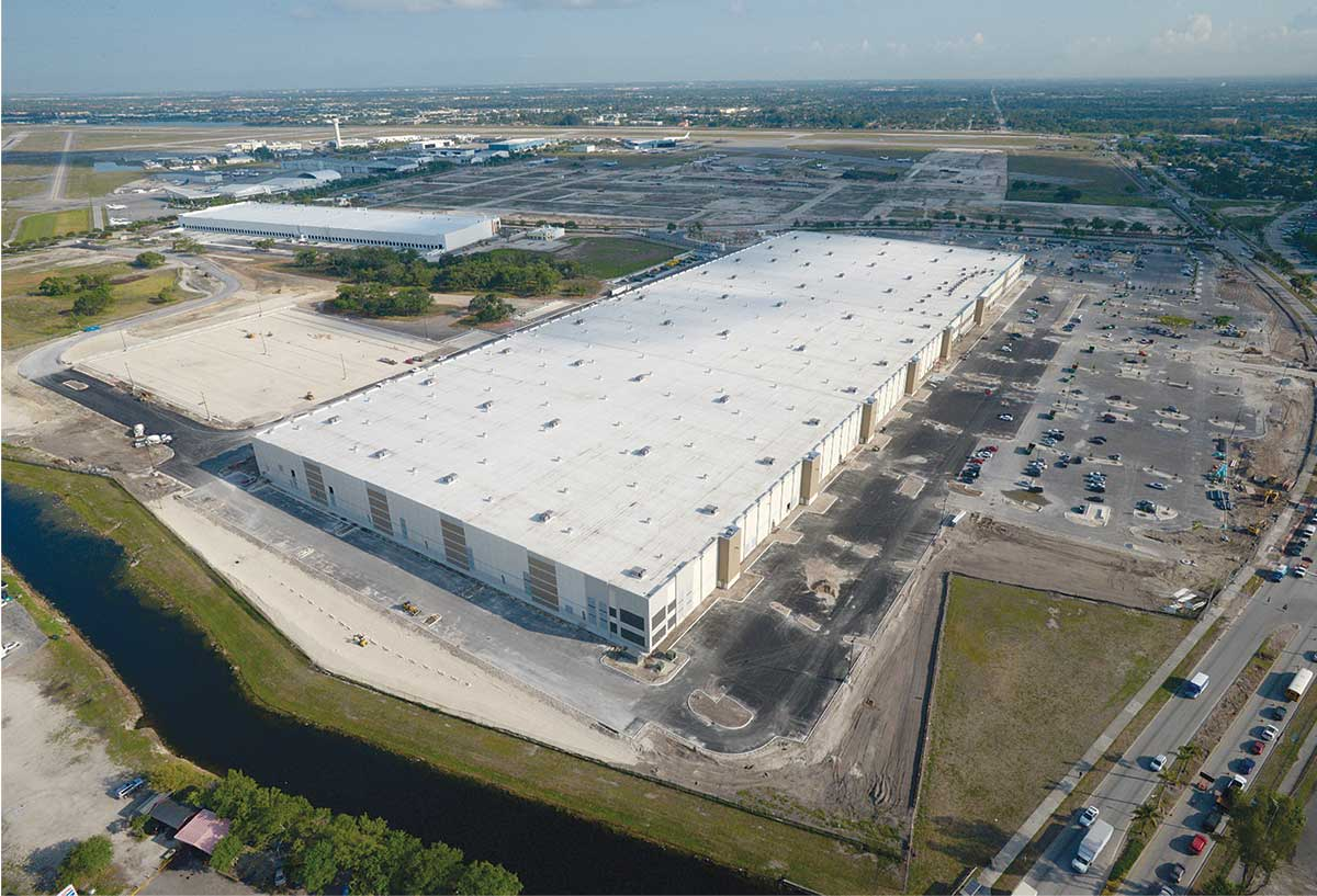 No doldrums: new jobs spurt up in manufacturing, construction giving Miami-Dade County's economy a boost