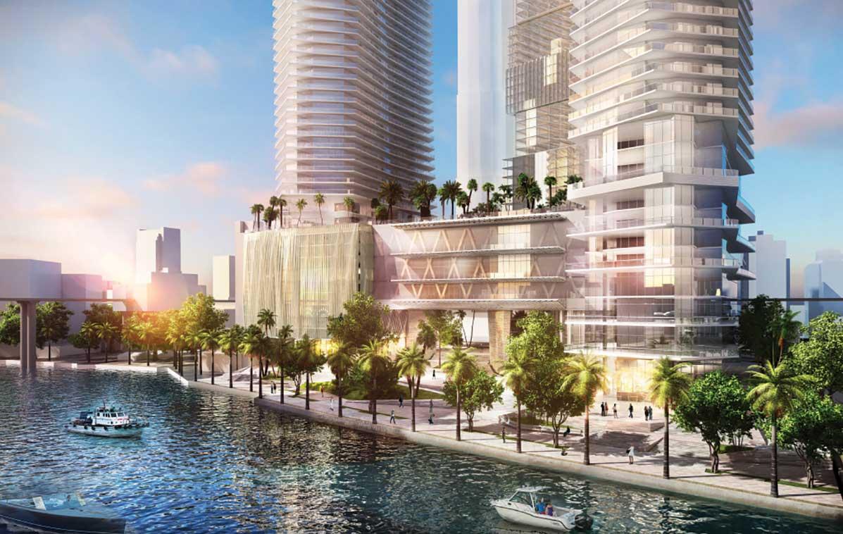 Hyatt redevelopment on city's waterfront in planning again