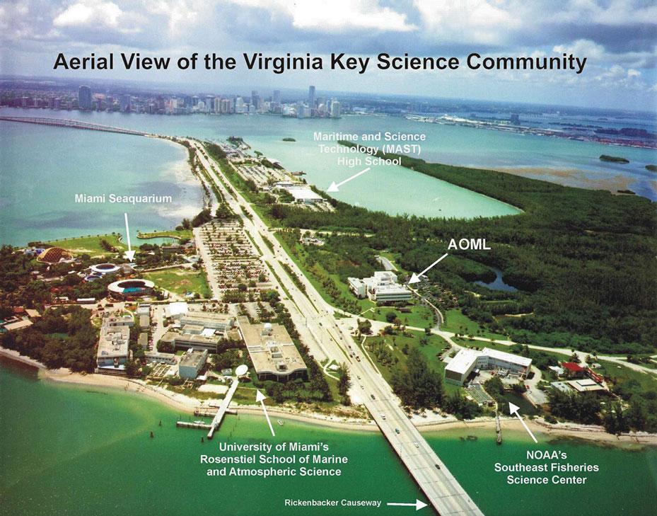 Southeast Fisheries Science Center all at sea as move decision awaited