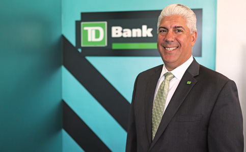 Nick Miceli: Plans six more South Florida TD Bank locations in year