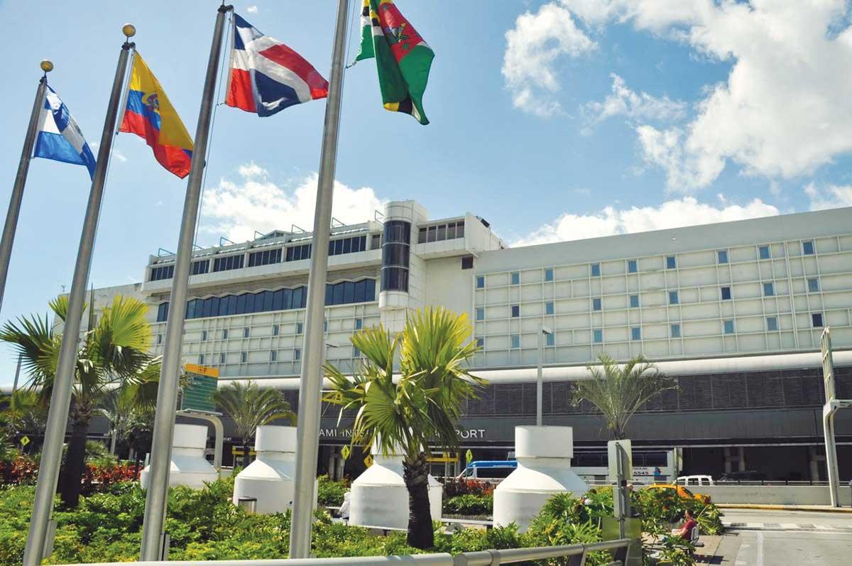 在强势地位,迈阿密国际机场退还债券的改造