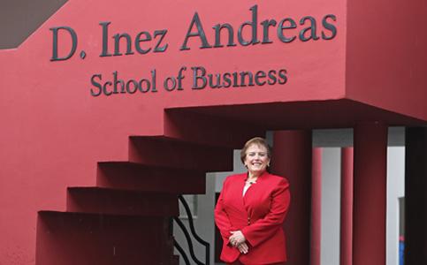 Joan Phillips: Barry University business dean targets hottest majors