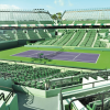 A new volley in tennis center court fight