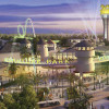 Theme park has fallback plan