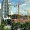 Residential construction in slowdown