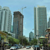 Development in downtown Miami at fast clip