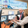New control center battles traffic gridlock