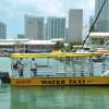 Miami designates Brickell Key for water taxi service