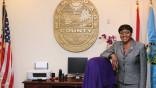 Audrey Edmonson: Chairwoman puts transportation, housing on priority list