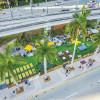 Plan to close Biscayne Boulevard lanes awaits state boost